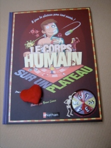 Livre-jeu du corps humain