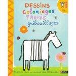 Dessins, coloriages, tracés, gribouillages