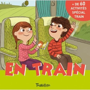 Livre en train