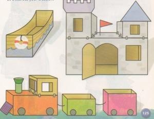 Modèles de cabanes