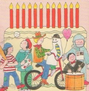Goûter d'anniversaire