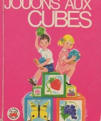 Jouons aux cubes