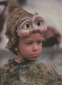 Maquillage enfant tyrolien