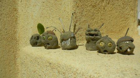 Monstres de sable