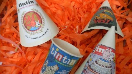 Chapeaux Tintin