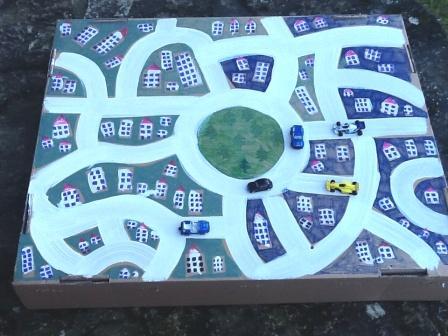 Circuit de voitures