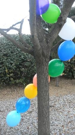 Ballon à deux embouts