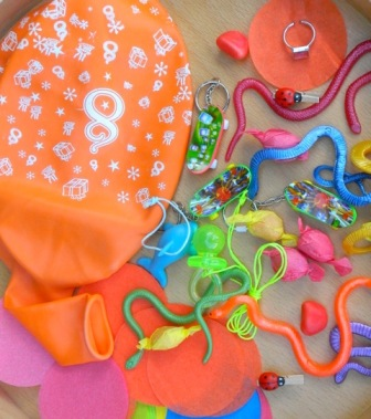 jouets ballons