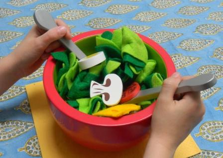 salade dinette