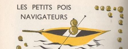 bateau petit pois