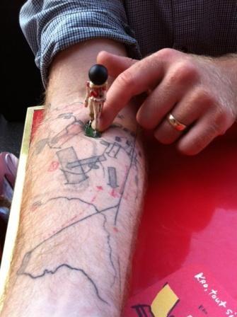 tatouage austerlitz