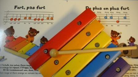 livre xylophone