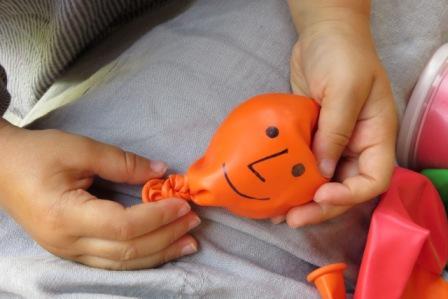 bricolage ballon