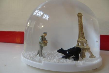 boule de neige paris