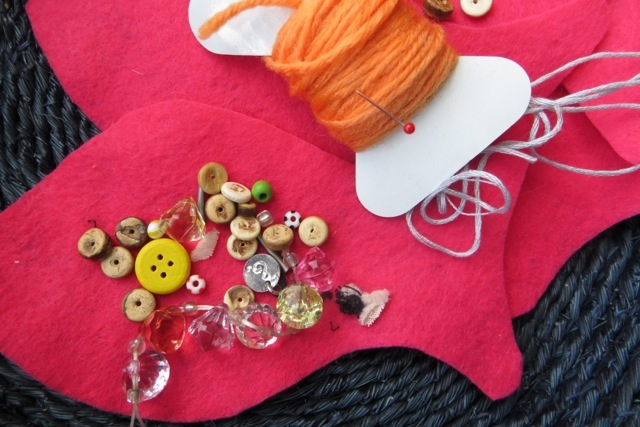 boutons perles