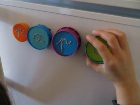 magnets frigo