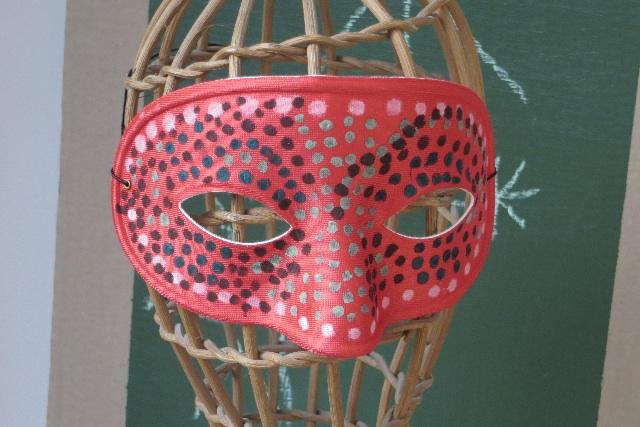 masque aborigene