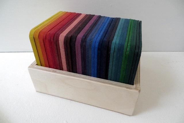 boite couleurs