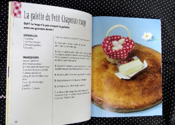 recettes cuisine contes