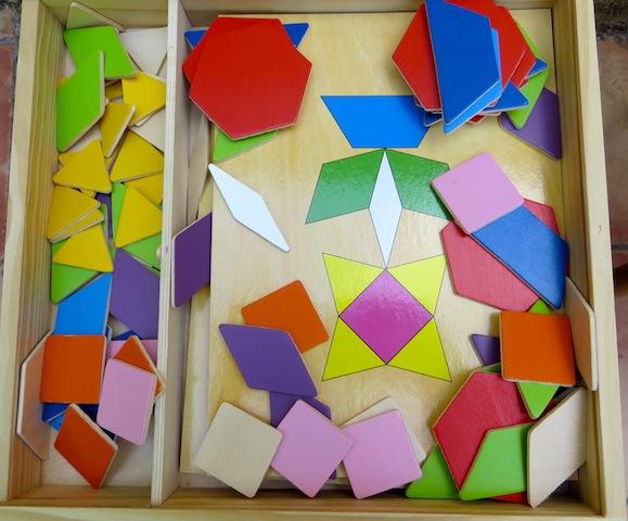 boîte mosaïques