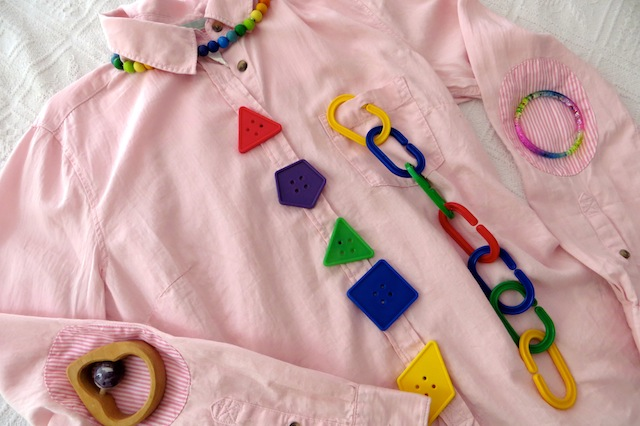 chemise à coudre