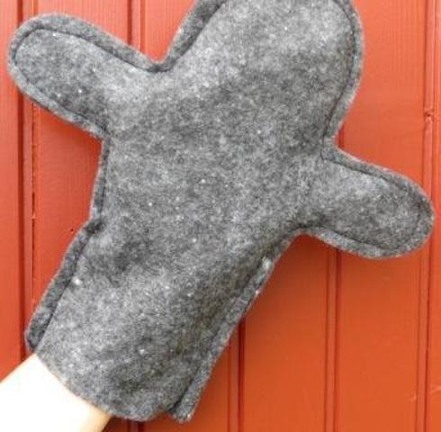 marionnette gant