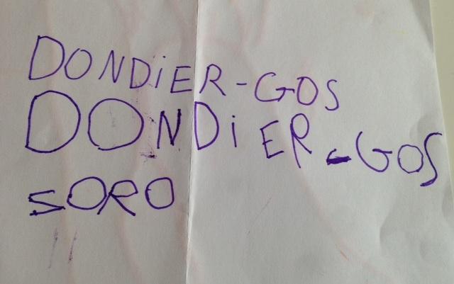 dondier gos
