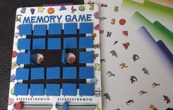 jeu de memory