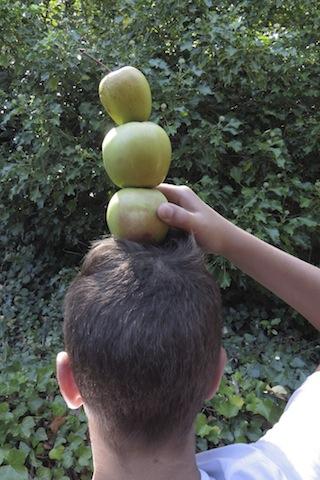 enfant 3 Pommes