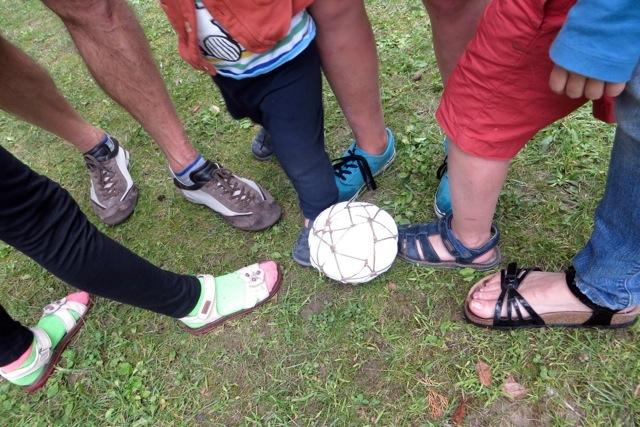 ballon foot été