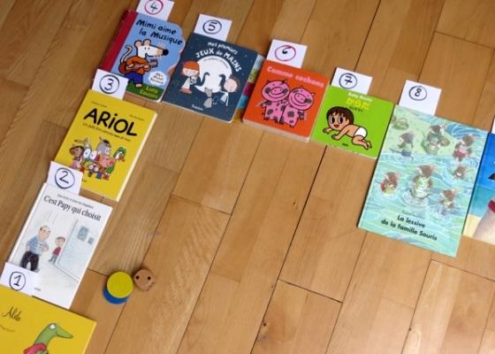 jeu livres