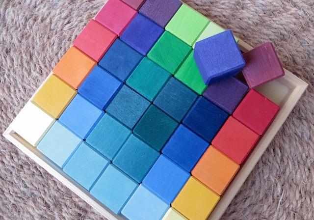 boite cubes