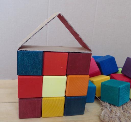 maison cubes