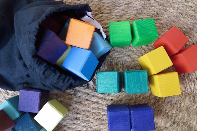 mémo cubes
