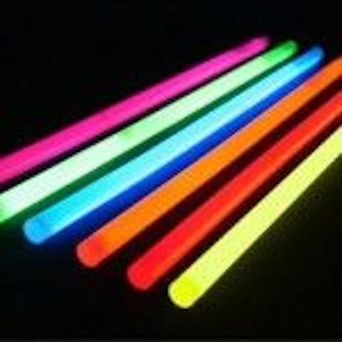 sticks lumineux