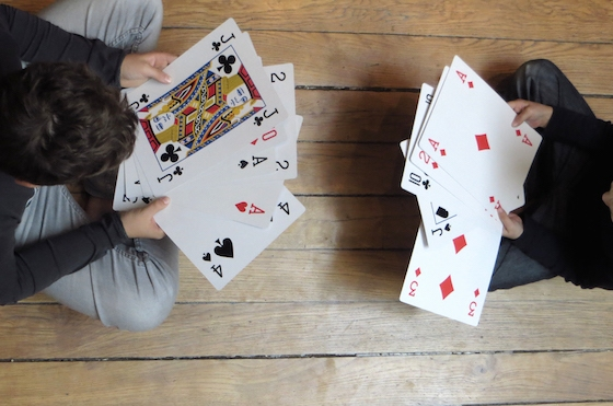 jeu maxi cartes