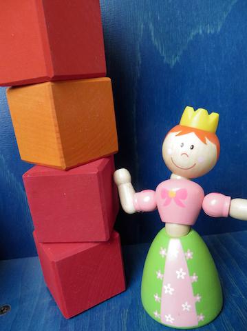 princesse cubes