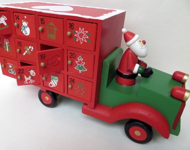 camion calendrier