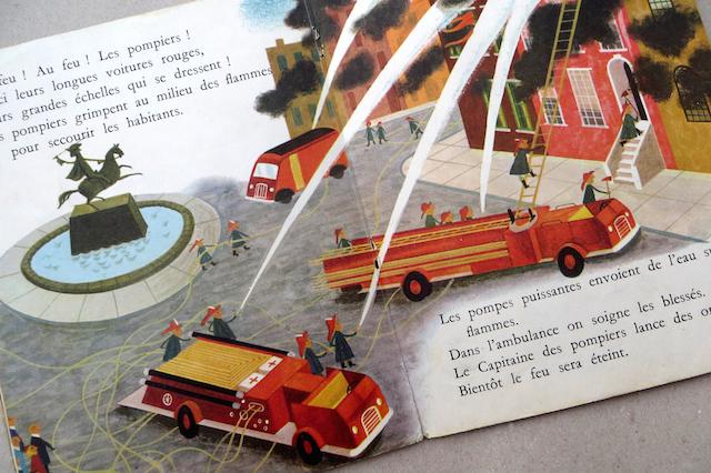livre pompiers