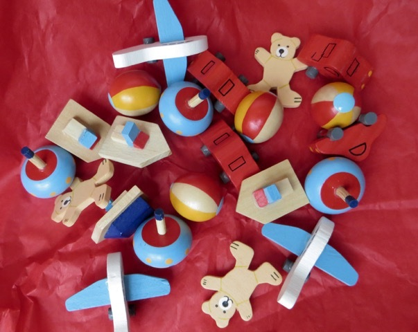 mini jouets