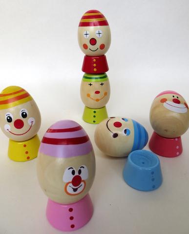 œufs bois