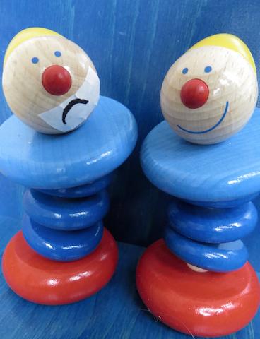 clowns bois