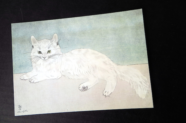 Foujita chat