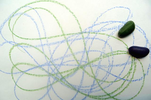 giroulis 2 crayons