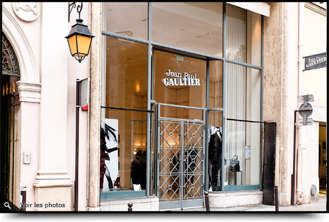 boutique Gaultier