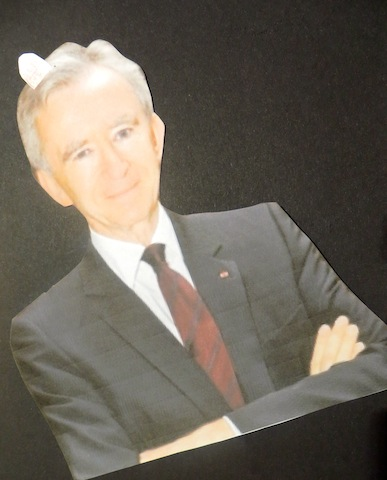 collage bernard arnault