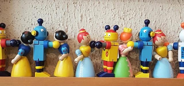 figurines-bois