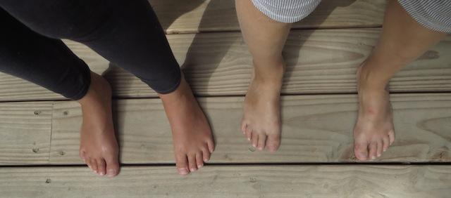4 pieds