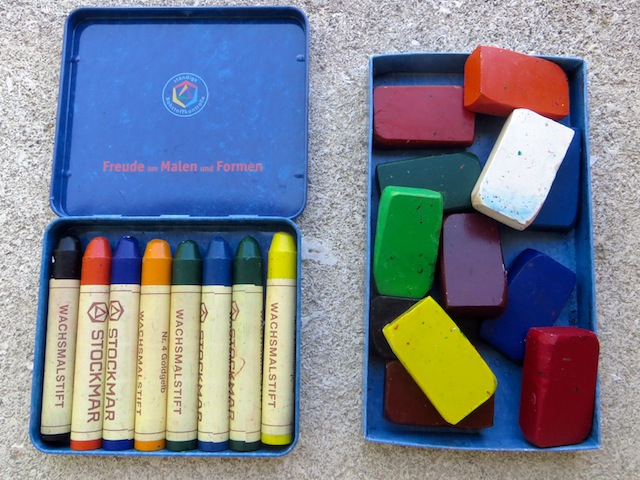 crayons stockmar