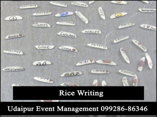 riceartwriting birthday party games tall kids party udaipur rajasthan india